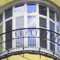 Французские балконы в киеве.